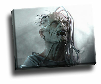 Medusa Style Male Giclee Canvas Horror Picture Art • 67.48£