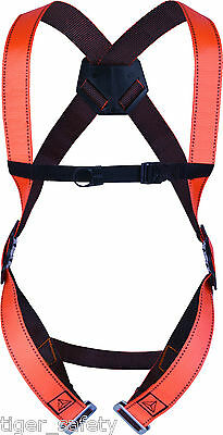 Delta Plus Froment HAR11 Fall Arrest Full Body Harness Work At Height Scaffold • 18.45£