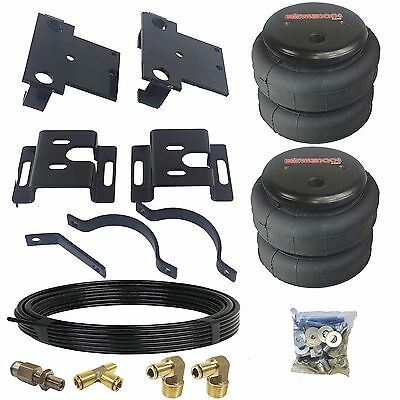 $250 • Buy No Drill Tow Assist Over Load Bag Air Suspension Kit For 01-10 Chevy 2500 Truck