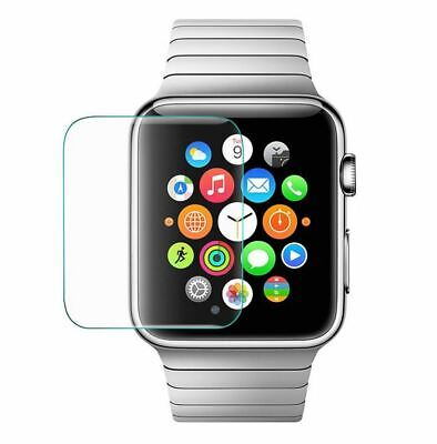 AU3.45 • Buy Tempered Glass Screen Protector Scratch Resistant Film For Apple Watch 38mm 42mm