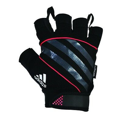 £14.99 • Buy Adidas Performance Weight Lifting Gloves Gym Exercise Training Fitness Workout