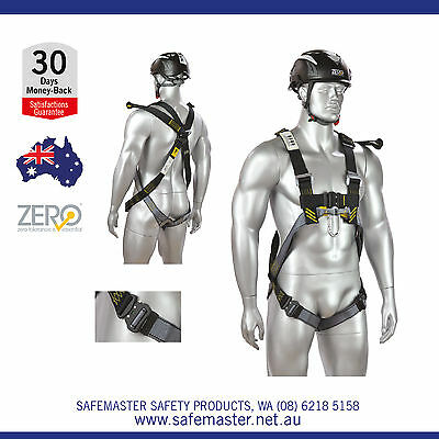 Utility Harness With Quick Connect Buckles, Roofers/EWP/Scaffolders Harness • 100.17£
