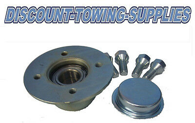 Fits Knott Style Trailer Hubs X1 Ifor Williams P5E P6E P7E P8E BV64e 4x100mm PCD • 34.95£