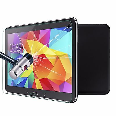 AU7.75 • Buy Tempered Glass Screen Protector For Samsung Galaxy Tab 4 10.1  Inch T530 T531