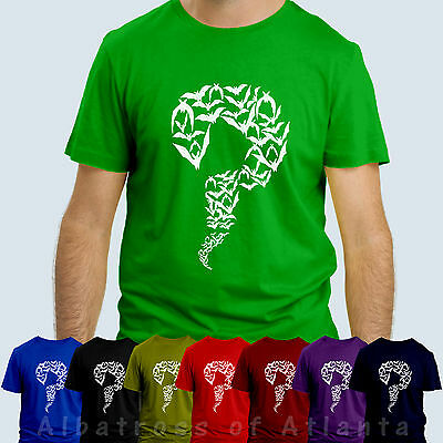 Riddler  Bat T-shirt Big Bang Theory  Sheldon Copper T Shirt • 3.99£