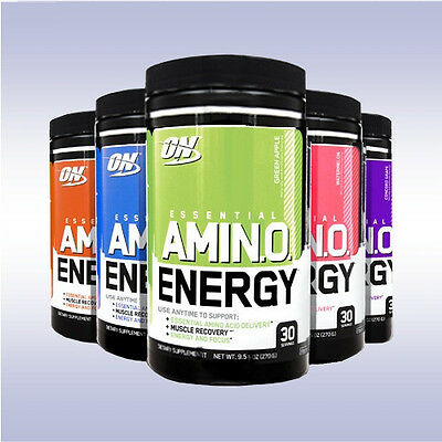 AU34.95 • Buy Optimum Nutrition On Amino Energy 30 Serves Essential Amino Blend Bcaa Recovery