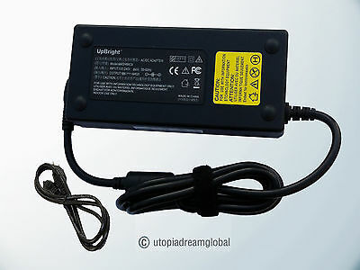 $49.99 • Buy AC Adapter For SAGER NP8130 Gaming Laptop Notebook PC Power Supply Cord Charger