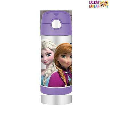 AU44.50 • Buy Thermos Funtainer Bottle Disney Frozen Elsa Anna 355mL Purple Vacuum Insulated