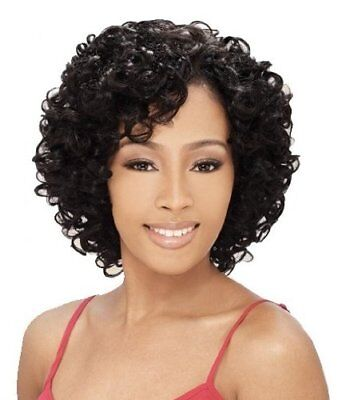 $11.89 • Buy Q-oprah Cosmo 3pcs -  Que By Milkyway Human Hair Blend Mastermix Weave