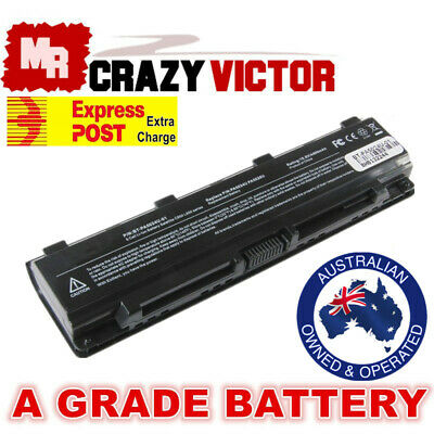 AU32.95 • Buy Battery For Toshiba Satellite C850 C850D L850 L850D P850 P870 Pro PA5024U-1BAS