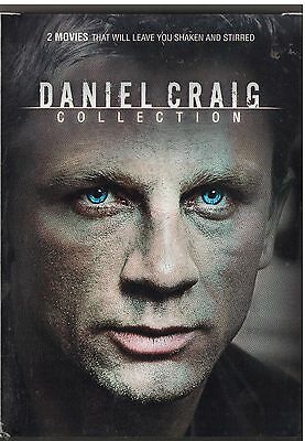 Daniel Craig Collection: The Trench / Kiss And Tell (2 DVDs Box Set)  BRAND NEW • 7.23£