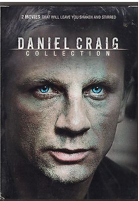 Daniel Craig Collection: The Trench / Kiss And Tell (2 DVDs Box Set)  BRAND NEW • 7.15£