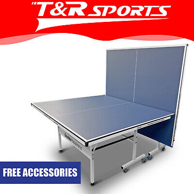 AU493.99 • Buy 19mm Double Happiness Portable Table Tennis Table + Free Accessories Pack