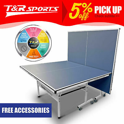 AU499.99 • Buy 20% Off 19mm Double Happiness Portable Table Tennis Table +free Accessories Pack