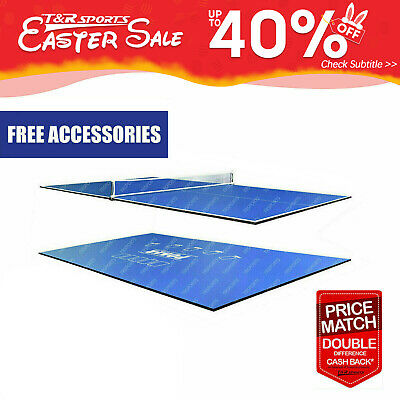 AU199.99 • Buy 15%OFF New 8FT 2-Piece Poker/Table Tennis/Ping Pong/Dinning Top For Pool Table