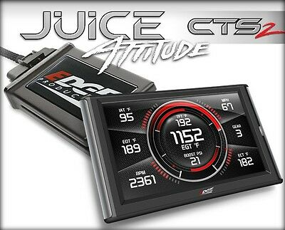 $1050.95 • Buy Edge Products Juice With Attitude CTS2 For 01-02 Dodge Ram 5.9L Cummins 31501