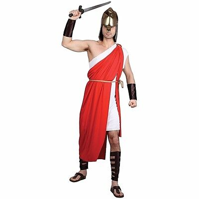 £23.90 • Buy Adult SPARTAN WARRIOR Roman Gladiator Stag Party Fancy Dress Costume Outfit Mens