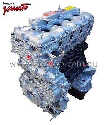AU6820 • Buy To Suit Holden Isuzu 4JJ1  4JJ1T 4JJ1TC  3.0L Turbo Long Engine Reconditoned