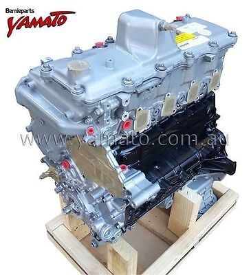 AU7205 • Buy To Suit Nissan Patrol Y61  ZD30DDTI  Diesel Engine Reconditioned Non Common Rail