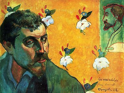 £13.99 • Buy Paul Gauguin Les Miserables Old Master Art Painting Print Poster 2179oma