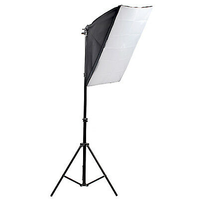 Quality Photography Studio Photo Video Continuous Light Soft Box Kit UK Warranty • 26.95£
