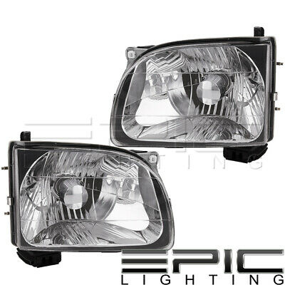 $63.59 • Buy 2001-2004 TOYOTA TACOMA PICKUP Headlights Headlamps - Left Right Sides Pair