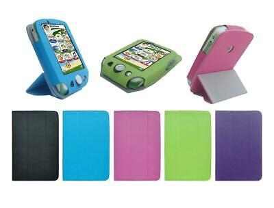 £6.54 • Buy For LeapFrog LeapPad 2 Power Tablet PU Leather Folding Folio Skin Cover Case