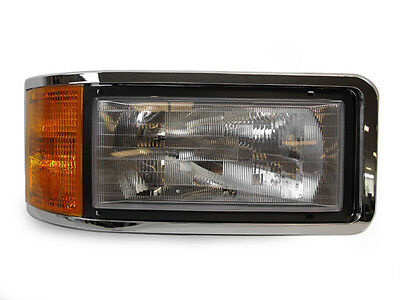 $139.93 • Buy Passenger Right Replacement Headlight For 1990-2006 Mack CH600 Commercial Truck