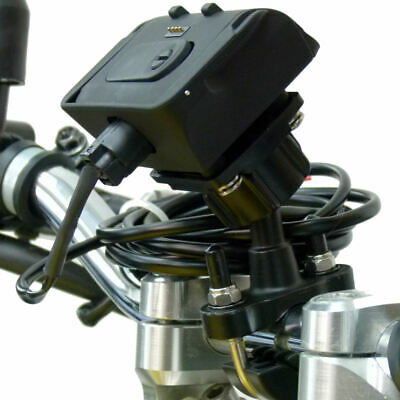 £77.99 • Buy Powered Motorcycle Handlebar Mount & Charger For TomTom Rider PRO