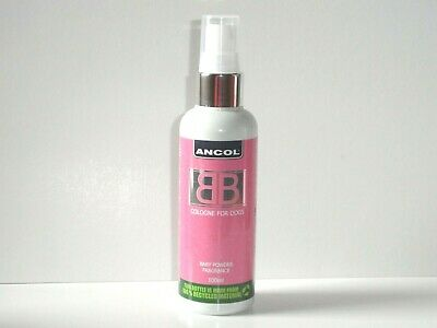 DOG COLOGNE Ancol BB Baby Powder Cologne 100ml X 1 Or X 2. SPECIAL OFFER PRICE • 5.99£