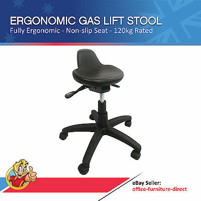 AU117 • Buy Office Stool Medical Ergonomic Chair Industrial Hair Salon Laboratory Massage