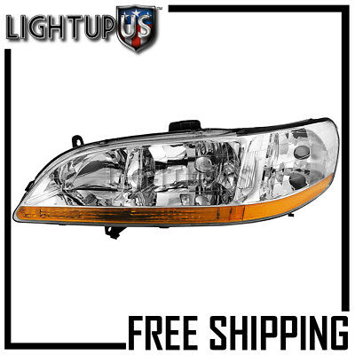 $56.81 • Buy Headlight For 1998-2000 HONDA ACCORD COUPE - Left Driver Side LH