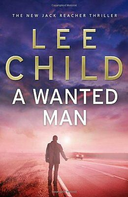 £3.10 • Buy A Wanted Man: (Jack Reacher 17) By Lee Child