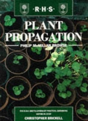 Plant Propagation (RHS Royal Horticultural Society's Encyclopaedia Of Practical • 4.19£