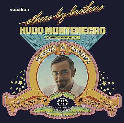 Hugo Montenegro - Others By Brothers (1975) & Scenes And Themes (1972) CD/SACD • 13.99£