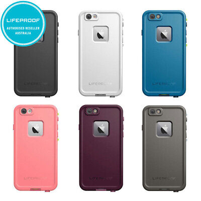 AU84 • Buy Lifeproof Fre Tough Drop Case Cover Waterproof Shockproof For Apple IPhone 6/6s