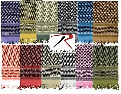 $10.99 • Buy Rothco Shemagh Keffiyeh Scarf 4537 Military Lightweight Tactical Face Head Wrap