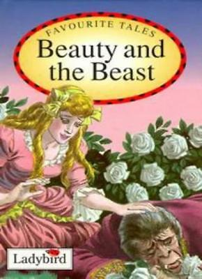 Beauty And The Beast (Ladybird Favourite Tales) By  Audrey Daly, Robert Ayton • 1.89£