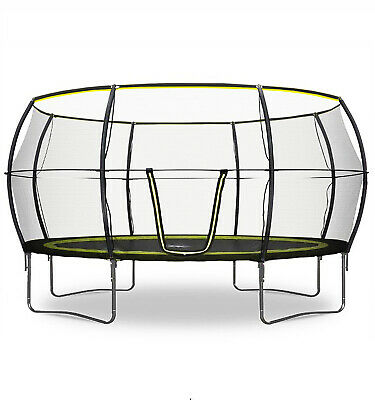 £599.95 • Buy Rebo 14FT Base Jump Trampoline With Halo II Enclosure