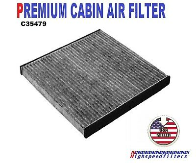 $7.93 • Buy C35479 Carbonized CABIN AIR FILTER For Camry Avalon Sienna  Solara RX350 ES330