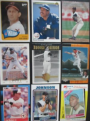$ CDN1.35 • Buy Baseball Card Lots  -  All Hall Of Famers  –  Check It Out!!!