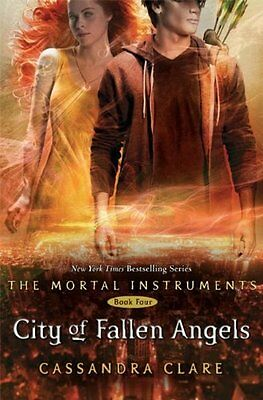 £3.24 • Buy The Mortal Instruments 4: City Of Fallen Angels By Cassandra Cl .9781406328677