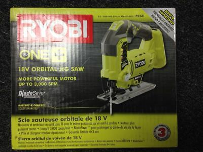 £61.82 • Buy Ryobi  P5231 18-Volt ONE+ Orbital Jig Saw, Newly Upgraded From P523 (Tool-Only)