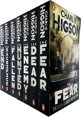£24.98 • Buy  The Enemy Series Collection Charlie Higson 7 Books Set Enemy, Dead, Sacrifice