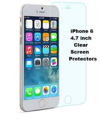 AU5.45 • Buy 10 X LCD FRONT SCREEN PROTECTOR FOR APPLE IPHONE 6 4.7 Inch