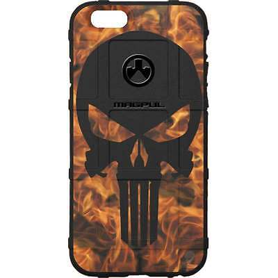 $39.95 • Buy Magpul Field Case For IPhone SE,4,5,5s. Custom Punisher On Fire Ego Tactical