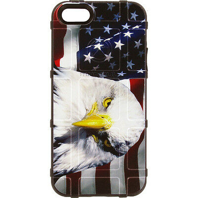 $39.95 • Buy Magpul Field Case For IPhone SE,4,5,5s. Custom American Eagle By Ego Tactical