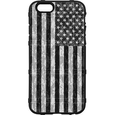 $39.95 • Buy Magpul Field Case For IPhone SE,4,5,5s. Custom Black Subdued USA Flag