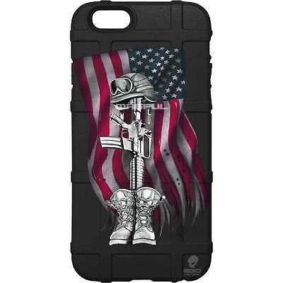 $39.95 • Buy Magpul Field Case For IPhone SE,4,5,5s. Custom Fallen Soldier Ego Tactical
