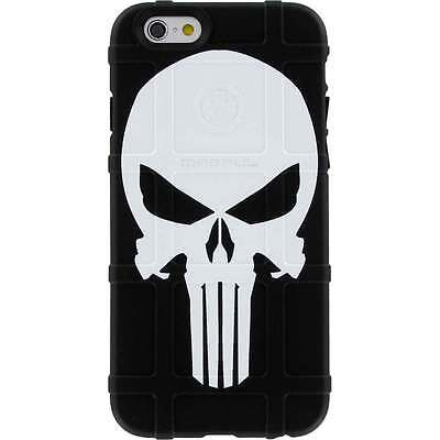 $39.95 • Buy Magpul Field Case For IPhone SE,4,5,5s. Custom Punisher Black Ego Tactical
